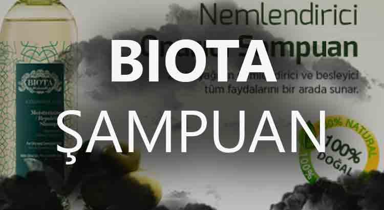 Biota Şampuan Kullananlar – Biota 59 Elements