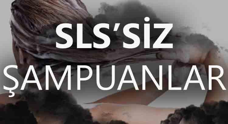 SLS (Sülfat) İçermeyen Şampuanlar