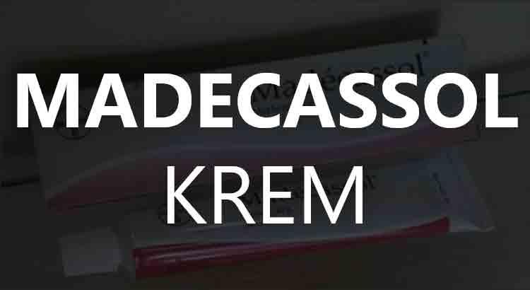Madecassol Krem Ne İşe Yarar?