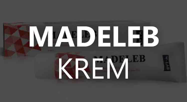 Madeleb Krem Ne İşe Yarar?
