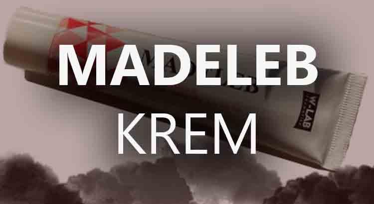 Madeleb Krem Nedir?