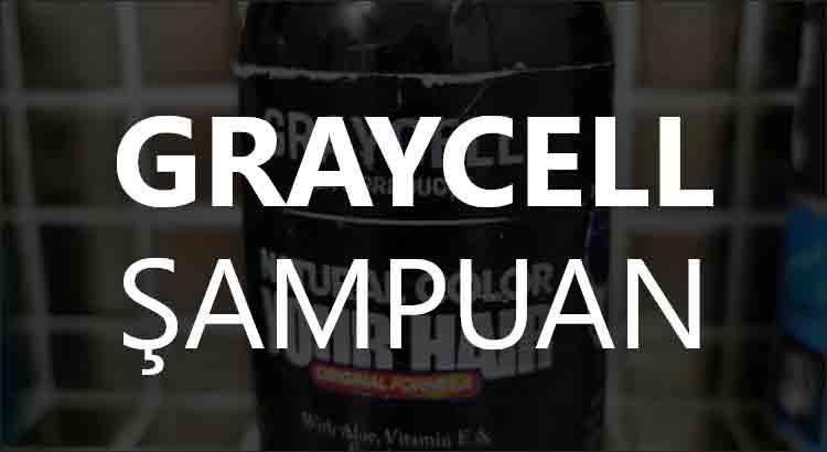 Graycell Şampuan Ne İşe Yarar?