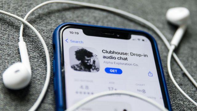 Clubhouse Uygulaması